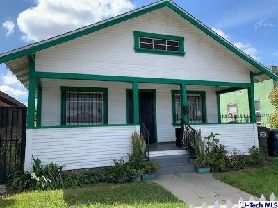 Single Family Home For Sale: 1222 East 65th Street