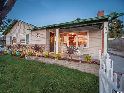 Tujunga Single Family Home Active Under Contract: 10518 Las Lunitas Avenue