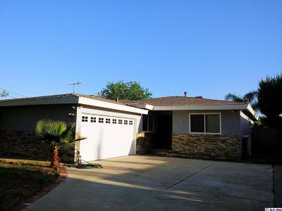 North Hollywood Single Family Home For Sale: 12739 Vose Street