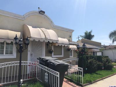 Anaheim Single Family Home For Sale: 216 North Brookhurst Street