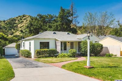 Glendale Single Family Home Active Under Contract: 2204 Hollister Terrace