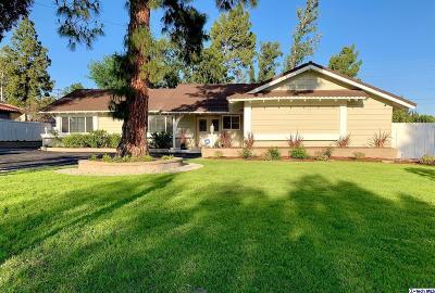 Northridge Single Family Home Active Under Contract: 10210 Crebs Ave