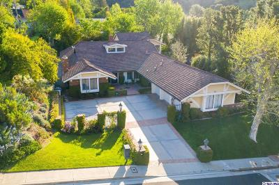 Beverly Hills Single Family Home For Sale: 9847 Whitwell Drive