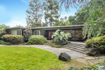 La Canada Flintridge Single Family Home For Sale: 660 Pomander Place