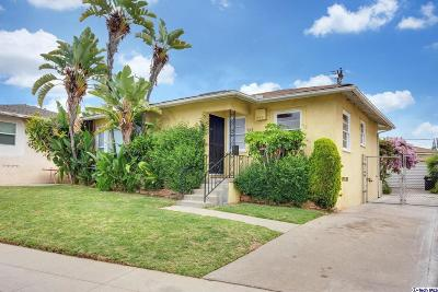 Montebello Single Family Home For Sale: 508 Morris Place
