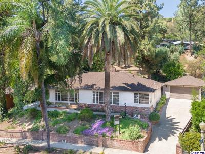 Eagle Rock Single Family Home Active Under Contract: 2001 Hill Drive