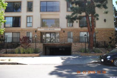 Sherman Oaks Condo/Townhouse For Sale: 15344 Weddington Street #113