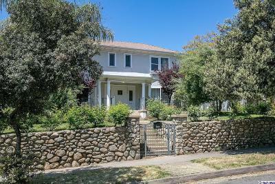 Pasadena Single Family Home For Sale: 1371 North Garfield Avenue