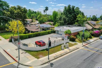 Pasadena Single Family Home For Sale: 1800 North Lake Avenue