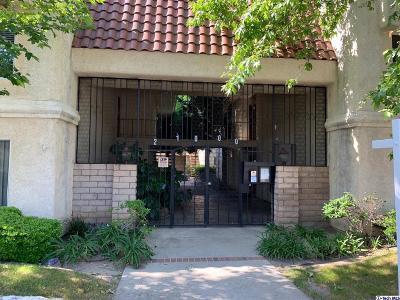 Canoga Park Condo/Townhouse For Sale: 21000 Parthenia Avenue #20