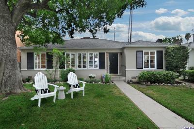Studio City Single Family Home Sold: 4304 Vantage Avenue