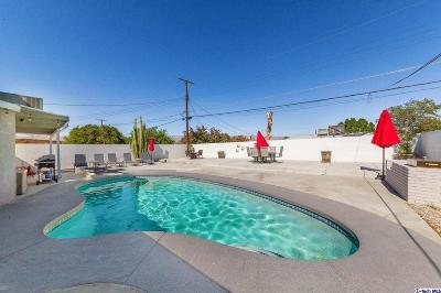 Indio Single Family Home For Sale: 43668 Arabia Street