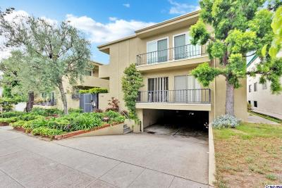 Santa Monica Condo/Townhouse For Sale: 1308 Berkeley Street #4
