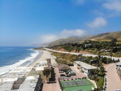 Malibu Single Family Home For Sale: 11770 Pacific Coast Highway #V