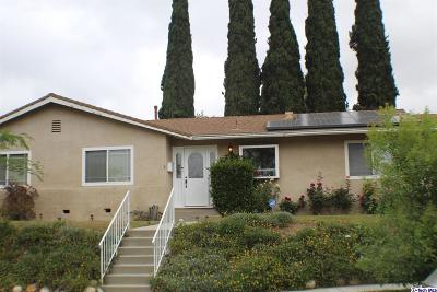 Granada Hills Single Family Home For Sale: 11529 Collett Avenue