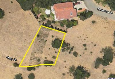 Mount Washington Residential Lots & Land For Sale: 4541 Otay Drive