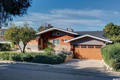 Single Family Home Active Under Contract: 5525 Stardust Road