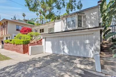 Los Angeles Single Family Home Active Under Contract: 3757 Tracy Street