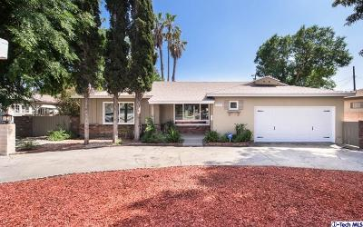 North Hills Single Family Home Active Under Contract: 16344 Nordhoff Street