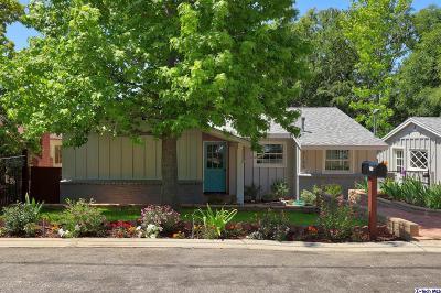 La Crescenta Single Family Home Active Under Contract: 3148 Santa Carlotta Street