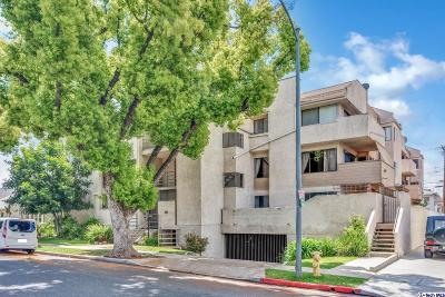 Glendale Condo/Townhouse Active Under Contract: 336 West California Avenue #105