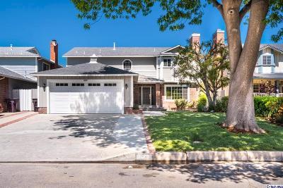 Glendale Single Family Home For Sale: 1819 Stanton Avenue