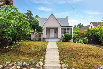 Altadena Single Family Home For Sale: 3036 La Corona Avenue