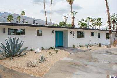 Palm Springs Single Family Home For Sale: 1347 South Paseo De Marcia