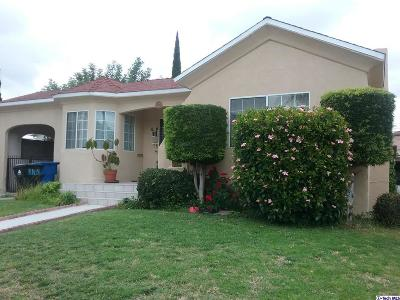 Mid Los Angeles (C16) Single Family Home For Sale: 2208 Hauser Boulevard