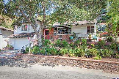 Glendale Single Family Home Active Under Contract: 3278 Buckingham Road