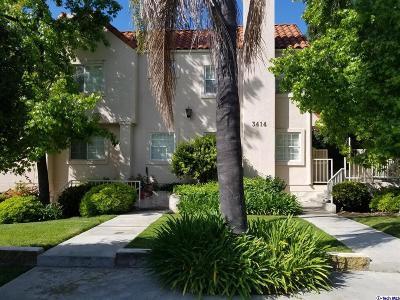 La Crescenta Condo/Townhouse For Sale: 3414 Montrose Avenue #4