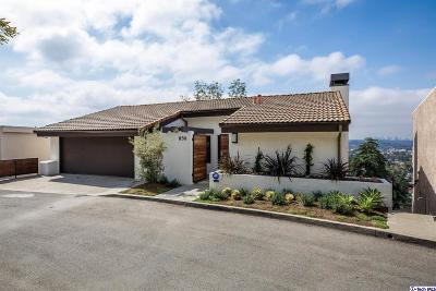 Glendale Single Family Home Active Under Contract: 856 Harrington Road