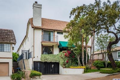 Burbank Condo/Townhouse For Sale: 735 East Tujunga Avenue #E