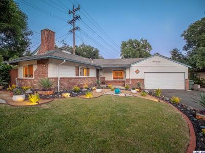 Glendale Single Family Home For Sale: 3910 New York Avenue