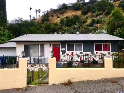 Tujunga Single Family Home For Sale: 6909 Bellclaire Street