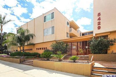 Condo/Townhouse For Sale: 5429 Newcastle Avenue #211