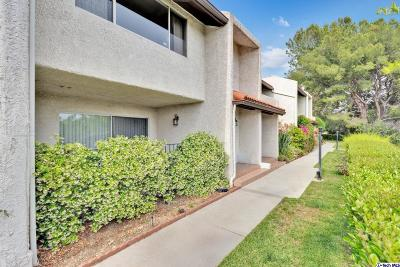 Burbank Condo/Townhouse For Sale: 7729 Via Capri