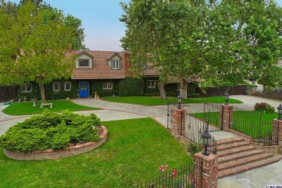 Shadow Hills Single Family Home Active Under Contract: 10101 McBroom Street
