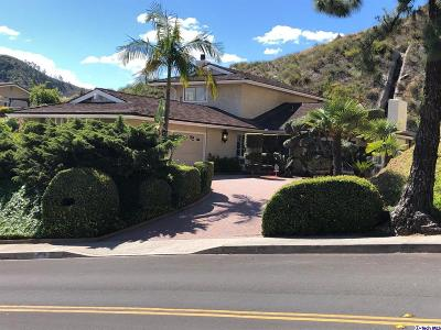 Glendale Single Family Home For Sale: 1536 Sunshine Drive