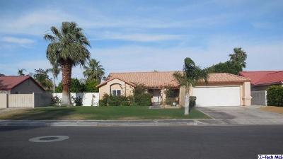 Cathedral City Single Family Home For Sale: 30888 Avenida Maravilla
