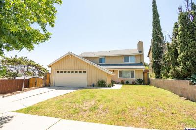 Single Family Home For Sale: 15142 Paddock Street