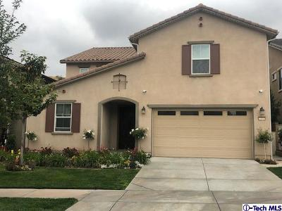 Saugus Single Family Home For Sale: 22513 Breakwater Way
