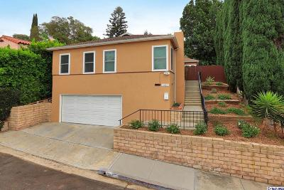 Single Family Home For Sale: 3610 Roderick Road