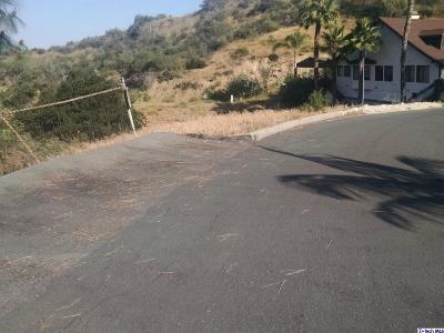 Glendale Residential Lots & Land For Sale: 265 Edwards