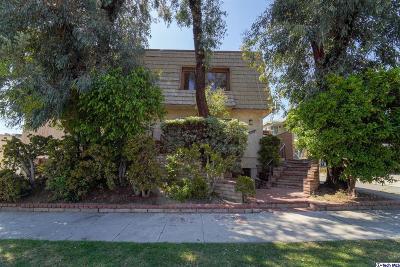 Glendale Condo/Townhouse For Sale: 1013 Allen Avenue #6