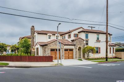 Playa Del Rey Single Family Home For Sale: 8300 Saran Drive
