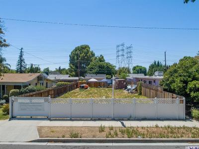 Burbank Residential Lots & Land For Sale: 1105 North Kenwood Street