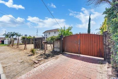 North Hollywood Single Family Home For Sale: 7611 Ben Avenue