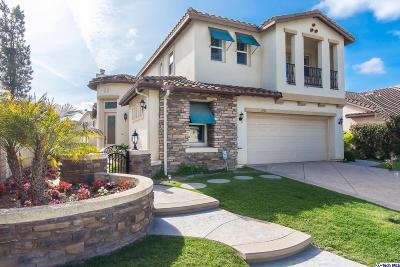 Camarillo Single Family Home Active Under Contract: 1956 Del Ciervo Place