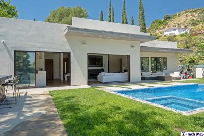 Encino Single Family Home For Sale: 3494 Red Rose Drive